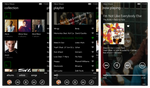 Xbox Music for WP 8.1 (Universal Windows app) by nik255