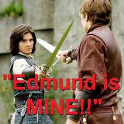 Edmund is MINE by SeveRemus