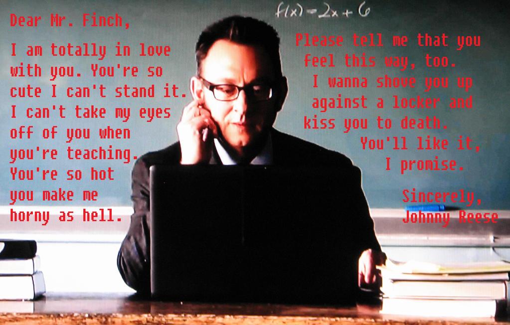 Love Letter to Teacher by SeveRemus