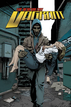 Vagrant Issue 1 Cover