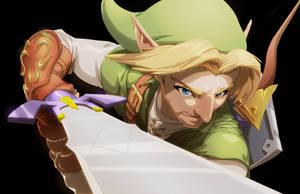 Link-Zelda Colors