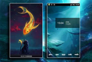 Underwater by ocReaper