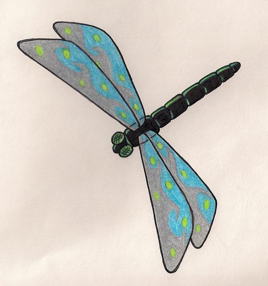 Dragonfly Tattoo - dragonfly tattoo