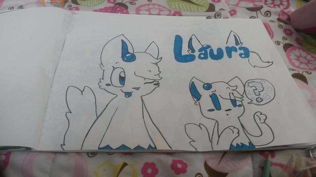 Request: Laura by vivilong