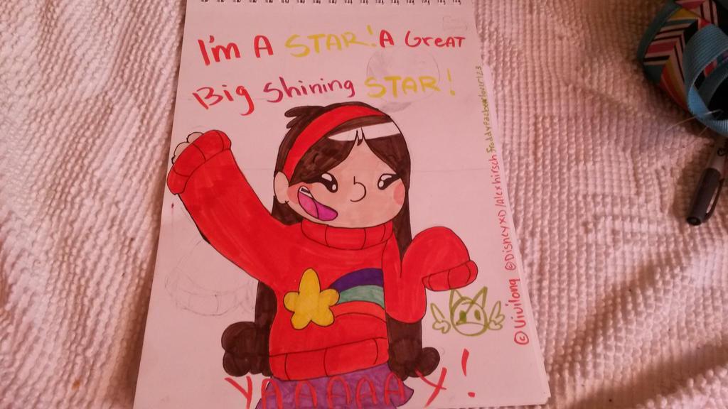 IM A STAR!!!! by vivilong