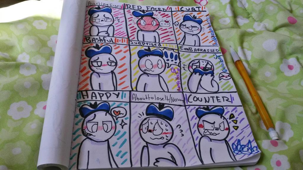 Blush meme: ~Danger Dolan~ by vivilong