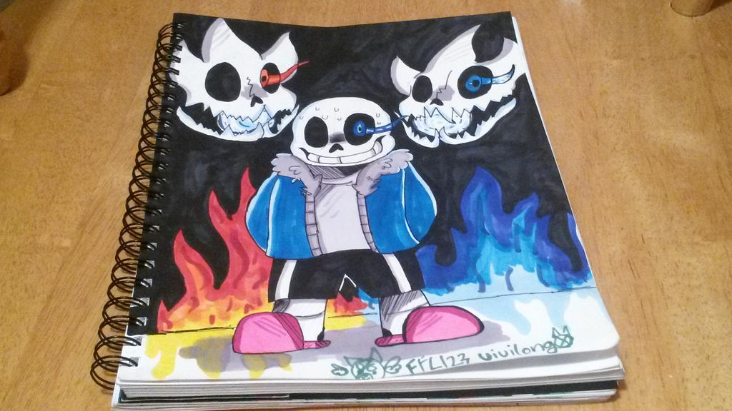 Do You Wanna Have A Bad Time? by vivilong