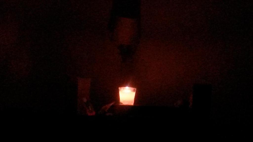 Black out by vivilong