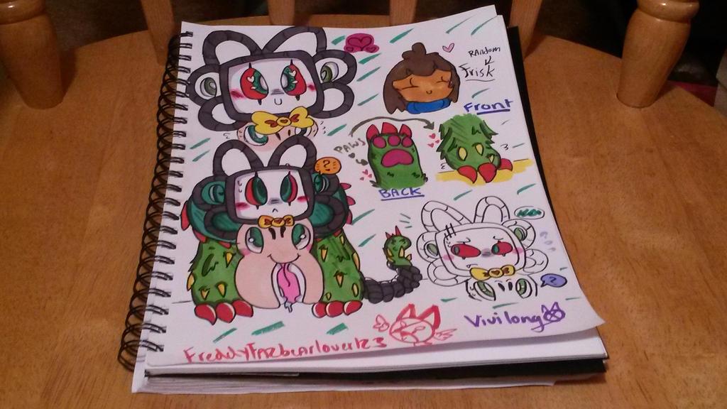 Omega Kitty by vivilong