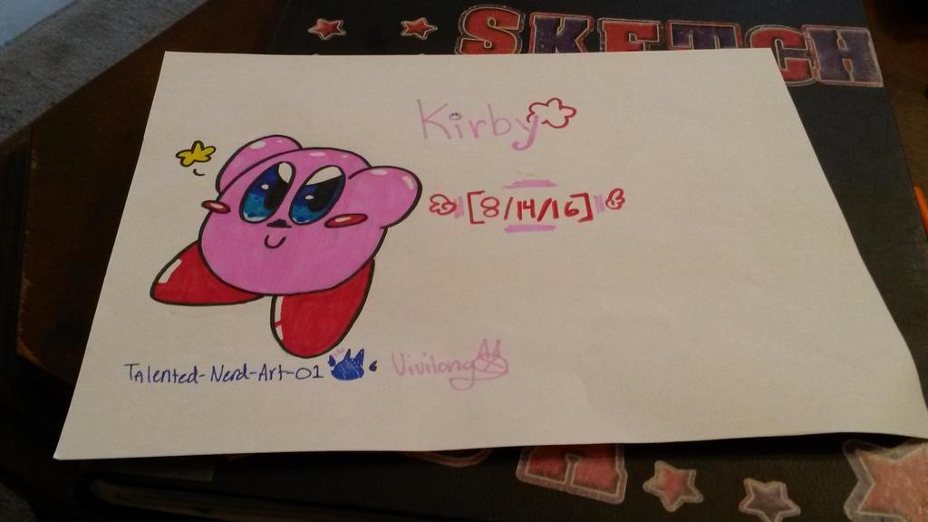 Kirby by vivilong