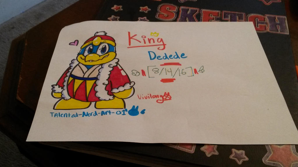 King Dedede by vivilong