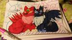AT: Wolfwrath and Ixumia