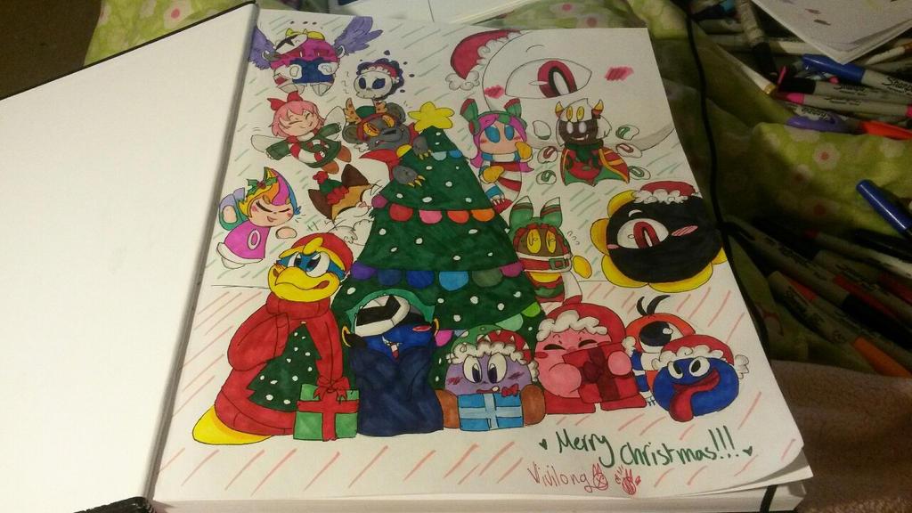 Merry Christmas!!! by vivilong