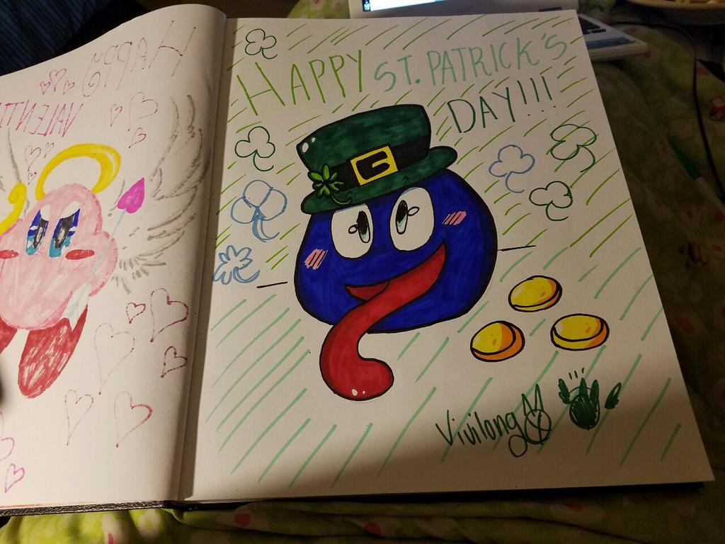 Happy St. Patrick's Day!!! by vivilong