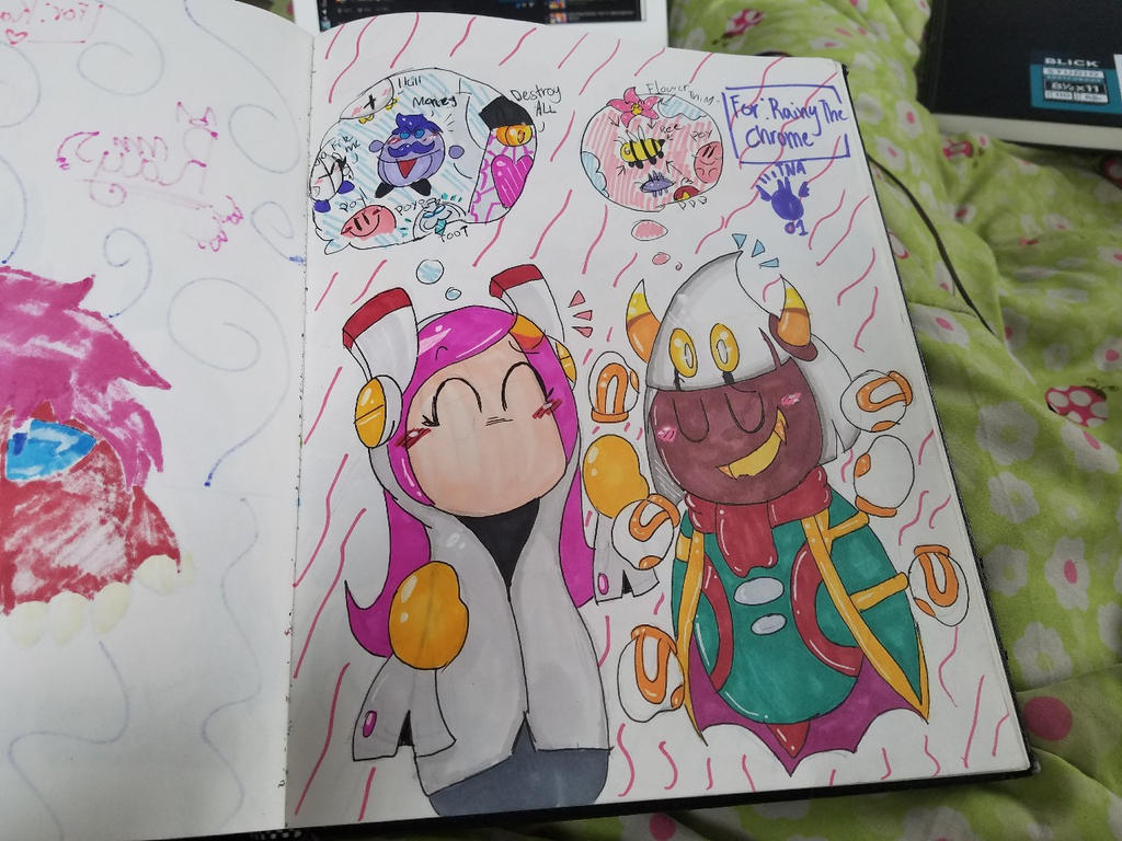 .:Request:. ~Taranza and Susie~ by vivilong