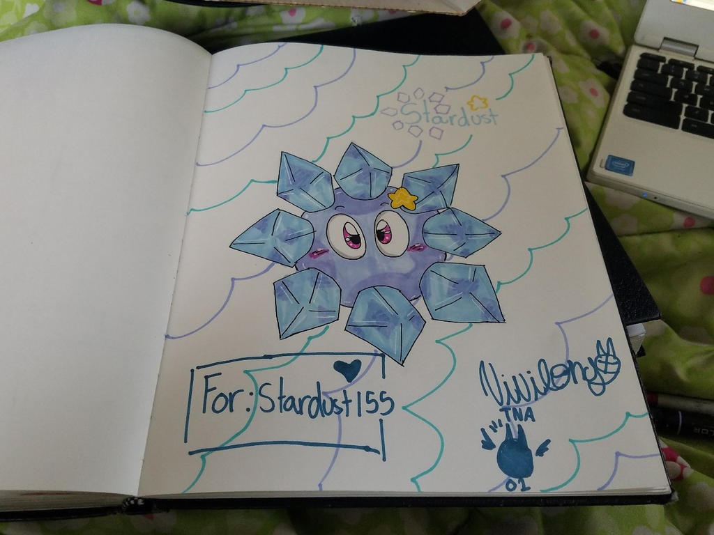 .:Request:.~Stardust~ by vivilong