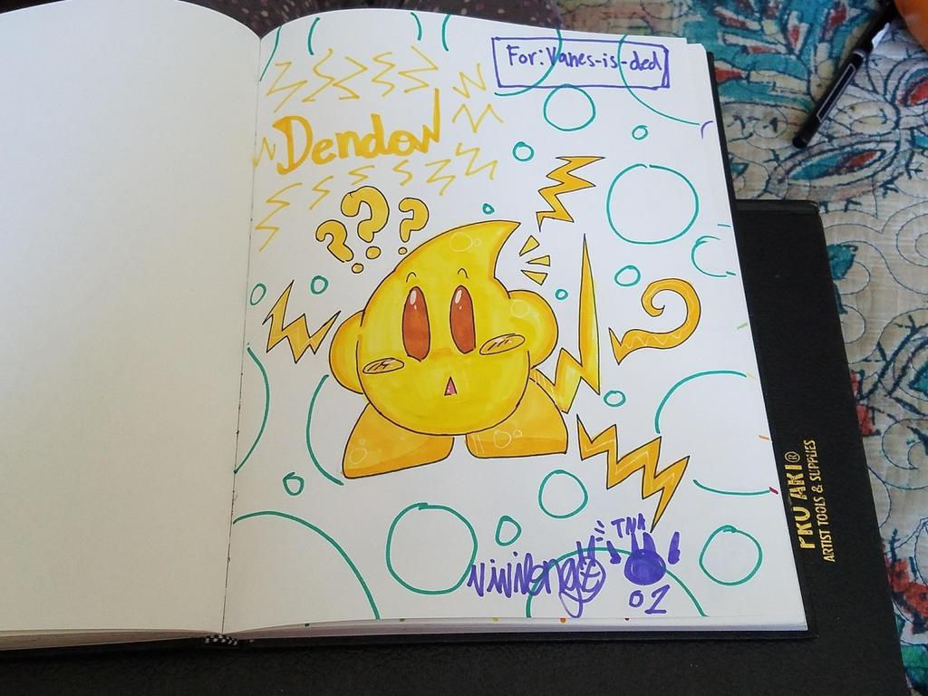 .:Request:.~Dendo~ by vivilong
