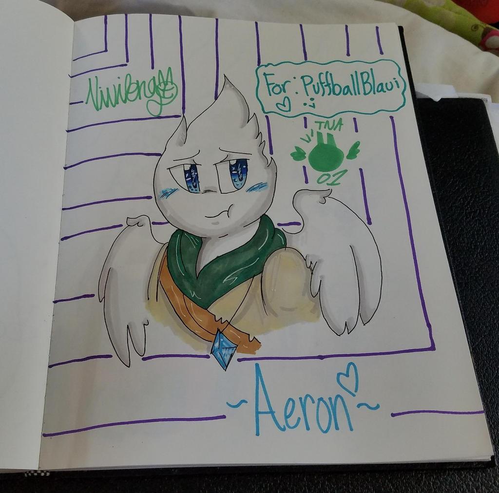 .:Request:.~Aeron~ by vivilong