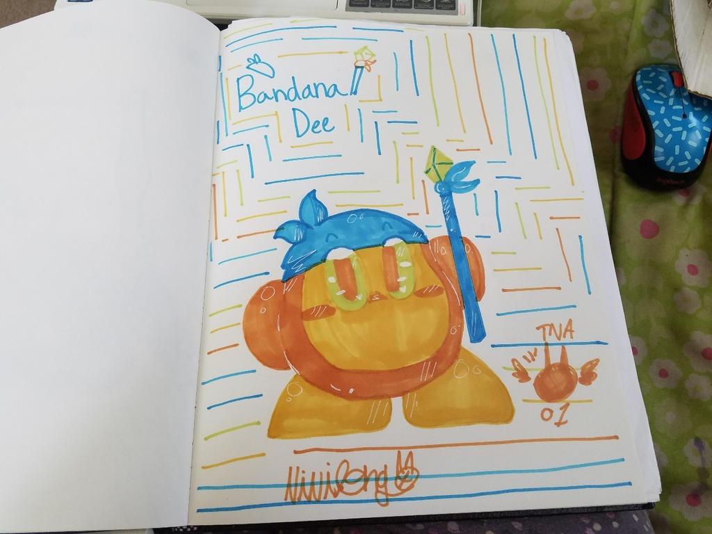 ~Bandana Dee~ by vivilong
