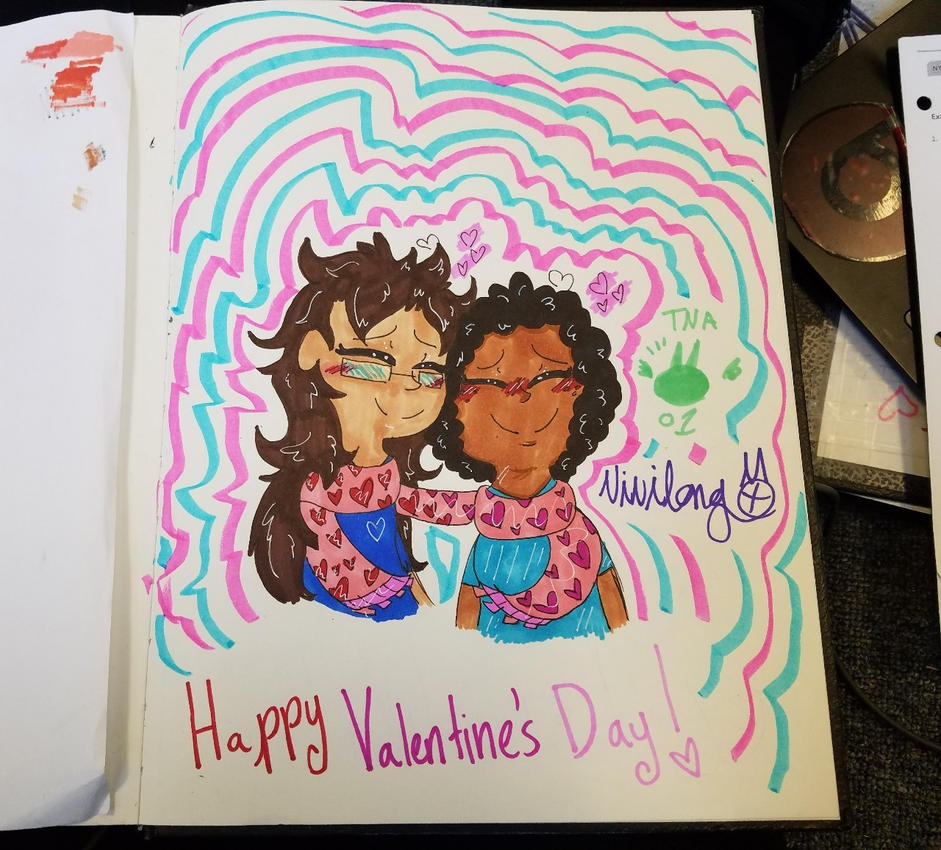 Happy Couples Day ya'll by vivilong