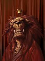 King Lion-el by theartofraku
