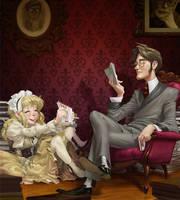 XVII Salon Manga: proposal by theartofraku