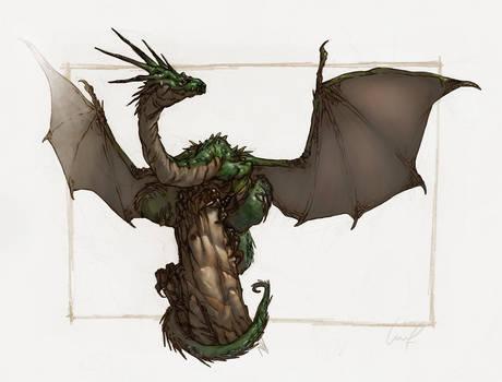 Dragons: Green