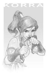 Get a Sketch 13: Korra