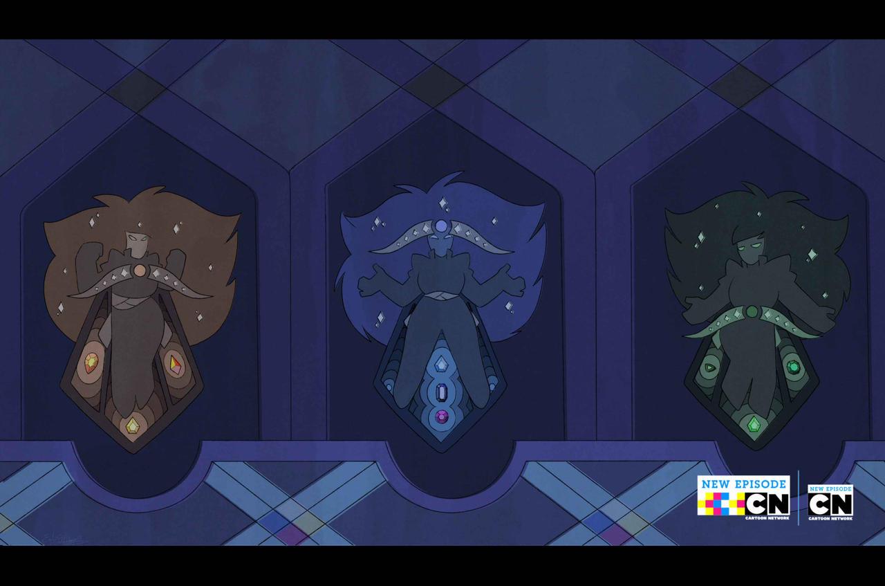 Leak the goldstones 39 mural by penciltree on deviantart for Blue moon mural