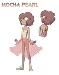 - Mocha Pearl -