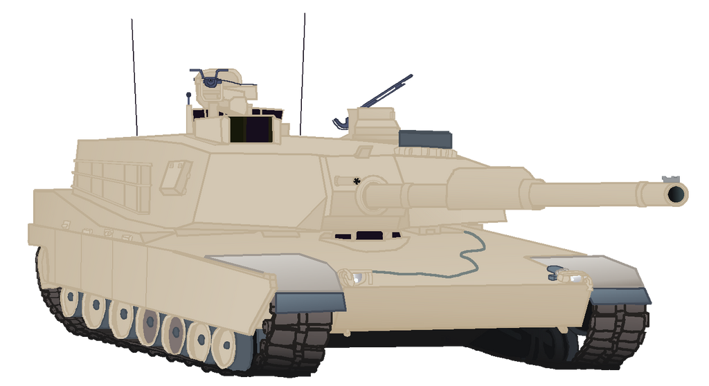 M1 Abrams Vector by Dekujunge on DeviantArt