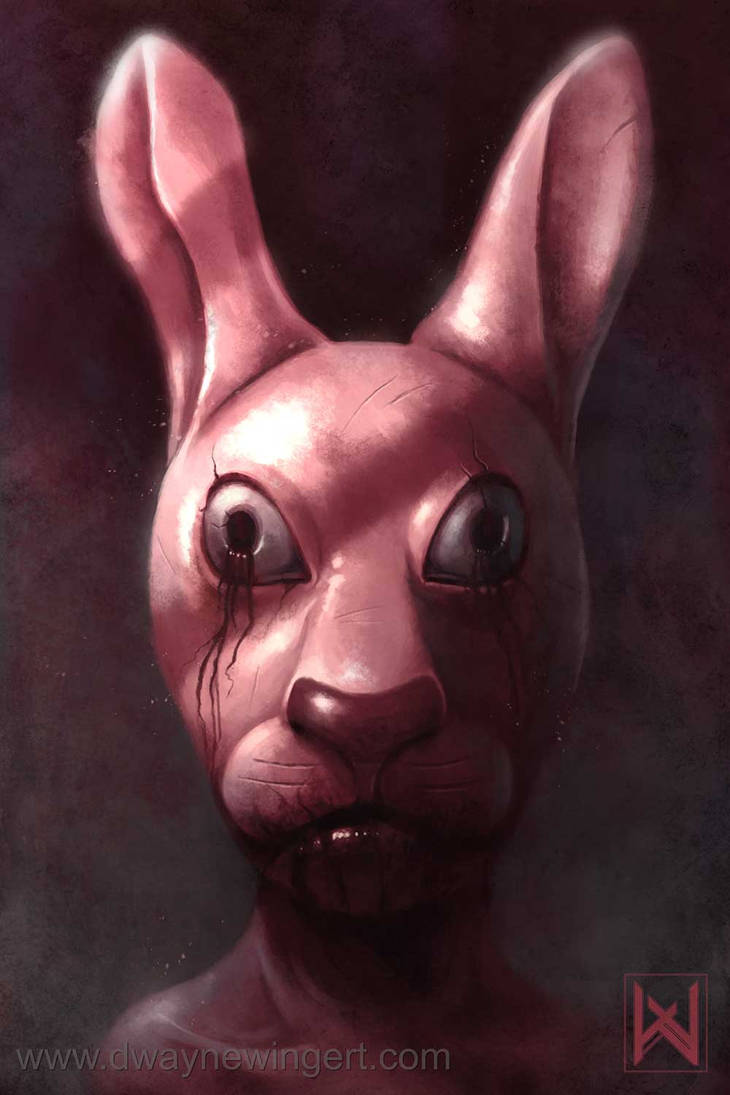 Easter-Bunny3 by dmon008