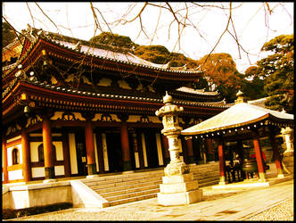 Kamakura by broadwaydude