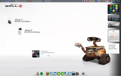 August '08 Desktop