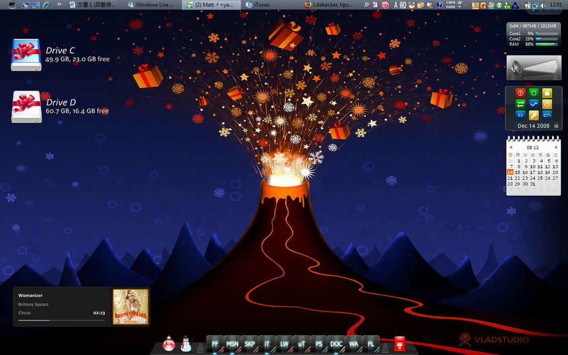 December '08 Desktop