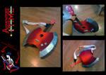 Adventure Time- Marceline's bass ukulele