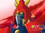 Voltes 5 by ChardReyes77