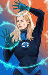 Marvel's Susan Storm / Richards of The Fantastic 4