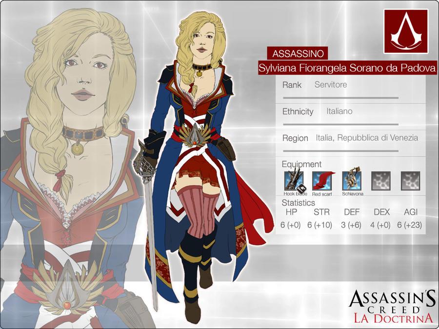ACD app - Sylviana Sorano by Kei-Renzo