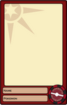 Pokecino - Character Sheet