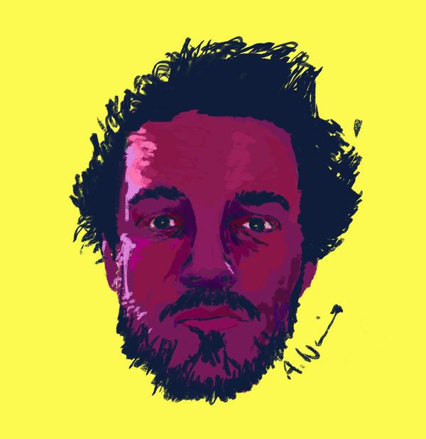 Self Portrait by heylister