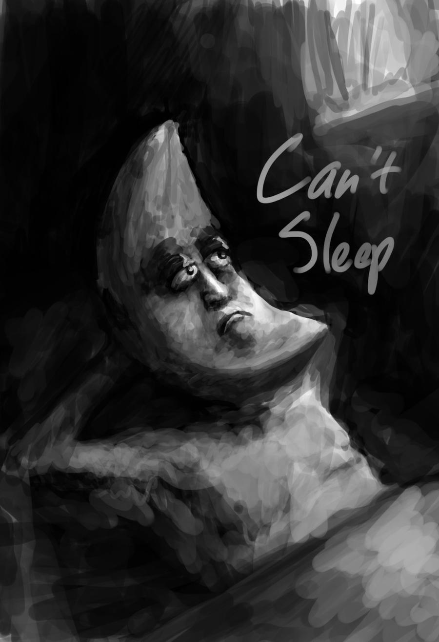 Can't Sleep by heylister