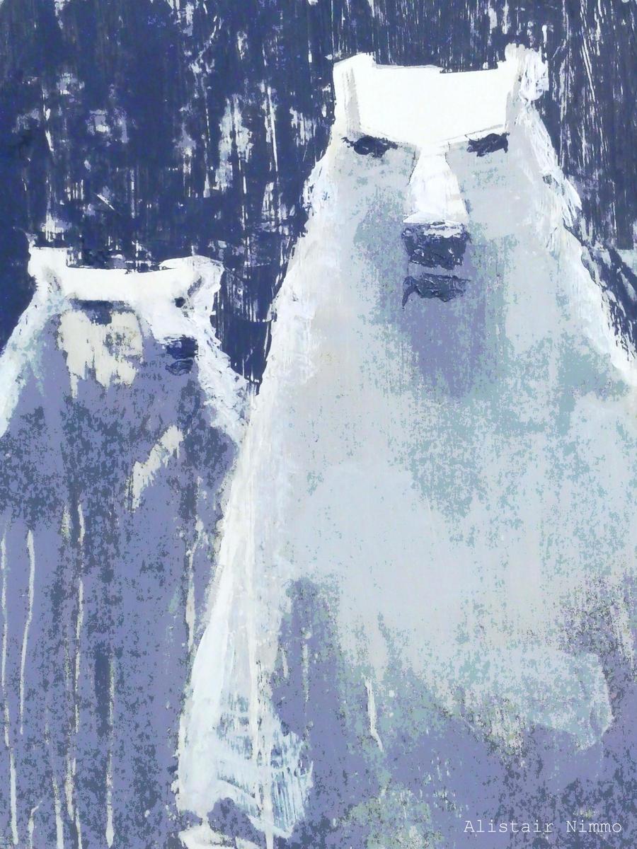 The Polar Bear-men by heylister