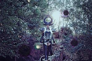 Syndra 5 by Kinpatsu-Cosplay