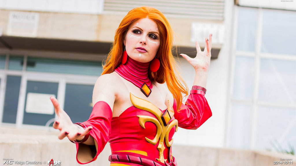 Lina by Kinpatsu-Cosplay