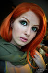 Windranger Makeup