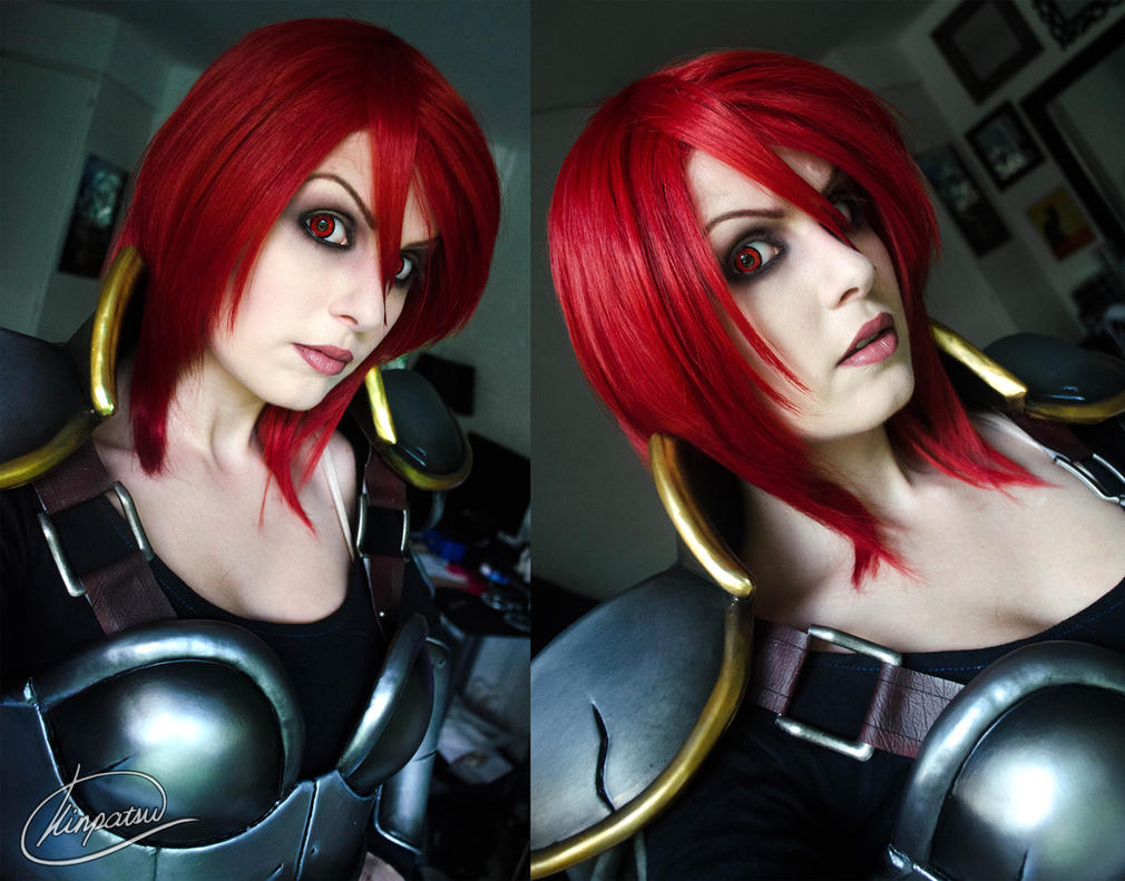 Ironscale Shyvana by Kinpatsu-Cosplay