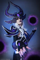 Syndra - League of Legends by Kinpatsu-Cosplay