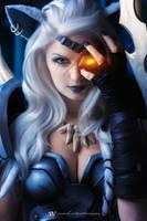 Rengar - League of Legends by Kinpatsu-Cosplay