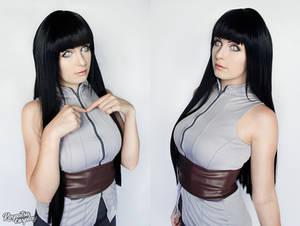Hinata Hyuga - Naruto : The Last